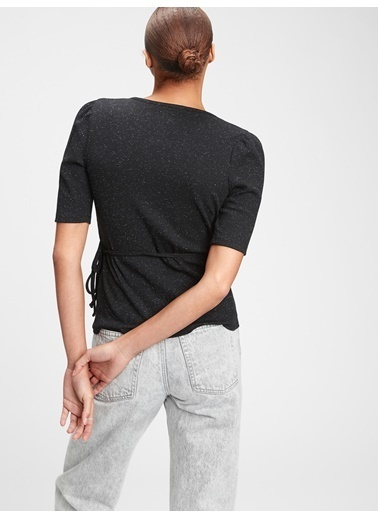 Gap Bluz Siyah